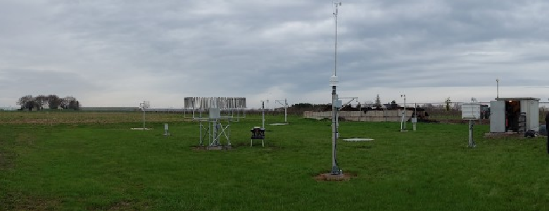 Vineland, ON weather station